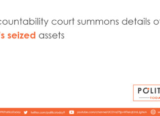 Accountability court summons details of Dar's seized assets