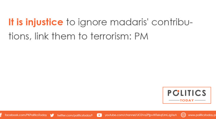 It is injustice to ignore madaris' contributions, link them to terrorism: PM